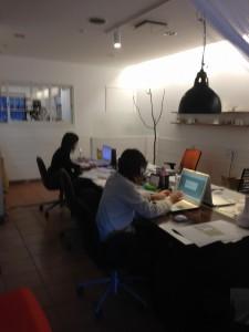 建築家の事務所
