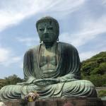 鎌倉の大仏さん。