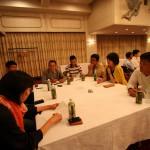グループ学習。
