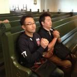 コビちゃんと山ちゃんはなぜ祈っているのか?