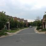 コッツウォルズ地方のような家が立ち並ぶ街並。ココが一番驚きました(>_<)