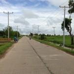 首都ヤンゴンを車で少しは知るとこんな感じ。