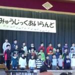 3年&4年生の合唱♪