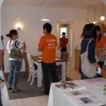 H21年9月行われた、南国市Yさま邸見学会。このお家が出会いでした。
