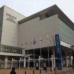 福岡のセミナーは国際会議場で。