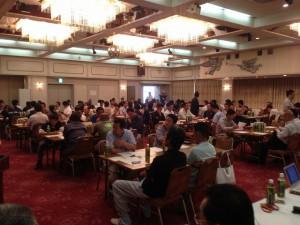 先週行った共創会には140人もの業者&職人さんが来てくれました。オーナーさんの話が最高でした。!(^^)!