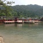 広島は宮島の「厳島神社」去年まで一度も行ったことがなかったのに今年に入って2回目(^.^)