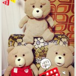 TED TED TED 別バージョン!