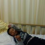 喘息で入院 何回したことか。。。