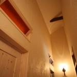 2階に上がれば…あっと驚く勾配天井!!