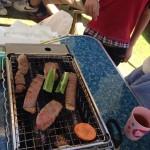 石丸さん…お肉ありがとうございました。 やはりあの…お肉は別格でした。 参加者全員よりお礼を伝えてほしいとのことです。