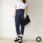 靴下×サンダル②