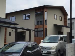 ウィンウィンホームさんの松山で建てたお家。いい家でした。