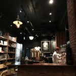 自由が丘の「BLUE BOOKS cafe」