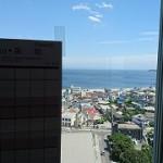 13階からの景色は最高☆
