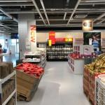 海外のスーパーマーケットに来たみたいです♪