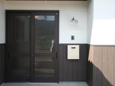 高知市に自然素材でオーダーメイドした和ナチュラルな平屋の家が完成しました。