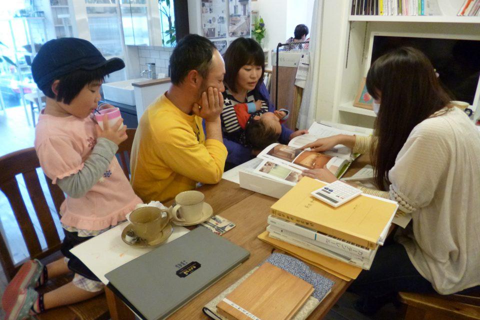 高知市に自然素材で作ったシンプルハウスが完成しました。