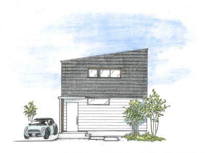 土佐市高岡町の土地付き規格住宅は、人気の高岡第一小学校区域になります。