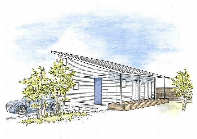 デザイン×高性能×自然素材がそろったジグソーの規格住宅のニュープランです!