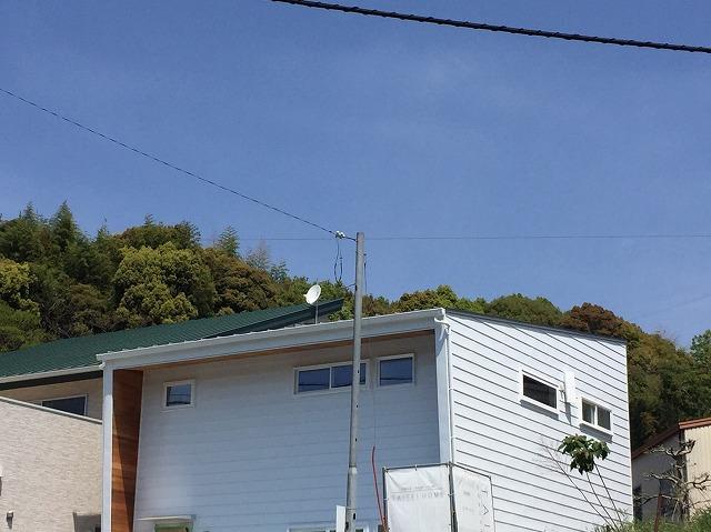 高知市うぐるすにデザイン×高性能×自然素材でつくった土地付き規格住宅が完成しました。完成県学会を開催します。