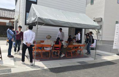 高知市鴨部上町にて、完成見学会を開催しました。