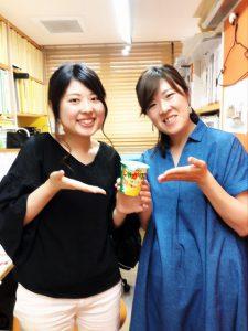 高知県安芸市のKさまより、差し入れをいただきました。