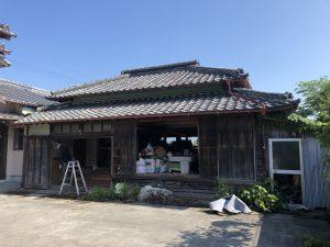 高知県南国市、新築工事現場へ行ってきました。
